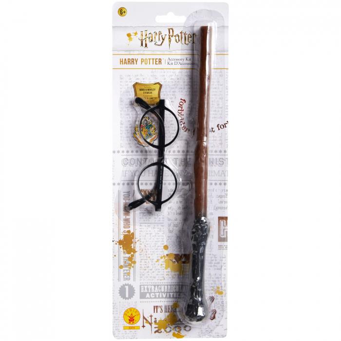 Set Bagheta  si ochelari Harry Potter pentru copii [0]