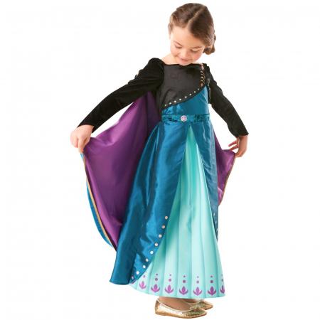 Costum Printesa Anna pentru fete - Epilogue Frozen II [1]