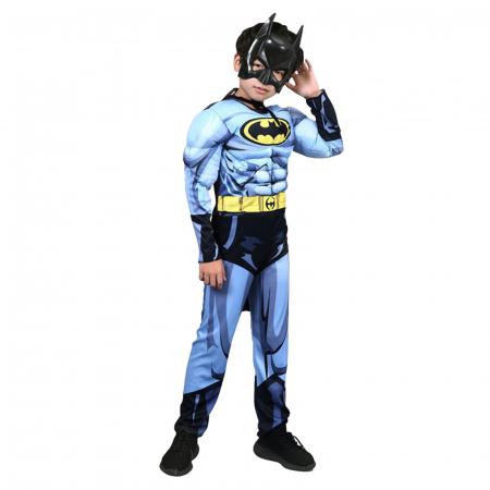Costum cu muschi Batman pentru baieti [0]