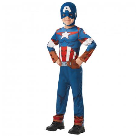 Costum Captain America pentru baieti [0]