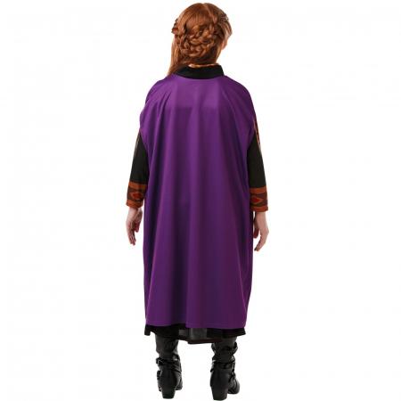 Costum Clasic Disney Printesa Anna pentru fete -  Frozen 2 [3]