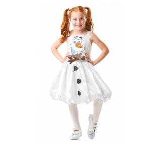 Costum Olaf Frozen pentru fete [0]