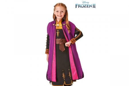 Costum Anna pentru fete Frozen II - Editie Limitata [1]