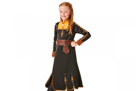 Costum Anna pentru fete Frozen II - Editie Limitata [3]