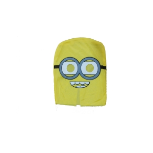 Costum carnaval Minion pentru copii, M, 110-120 cm,  5 - 7 ani [1]