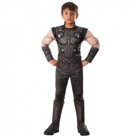 Costum Thor - Avengers Infinity War pentru baieti [0]