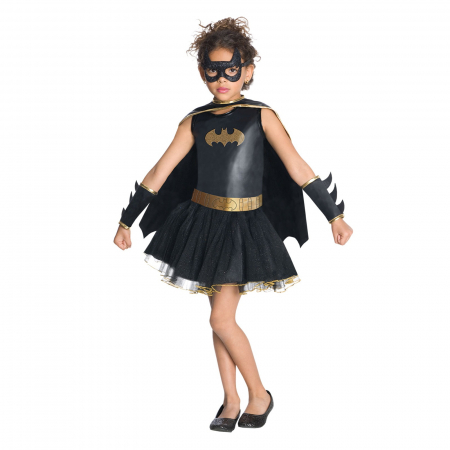 Costum Batman Girl Deluxe , Batgirl, DC  pentru fete [0]