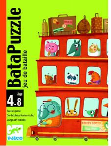 Joc de cărți Djeco Batapuzzle [0]