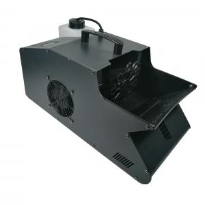 Masina de fum si baloane pentru petreceri, telecomanda inclusa, 3000 W, negru [0]