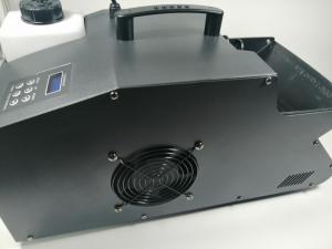 Masina de fum si baloane pentru petreceri, telecomanda inclusa, 3000 W, negru [3]