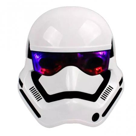 Set doua masti Star Wars pentru copii, plastic, marimi universale1