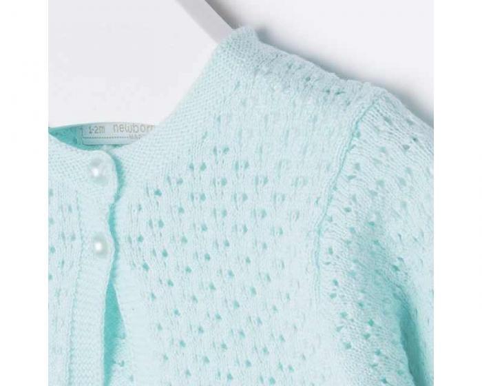Bolero tricot aqua Mayoral 2