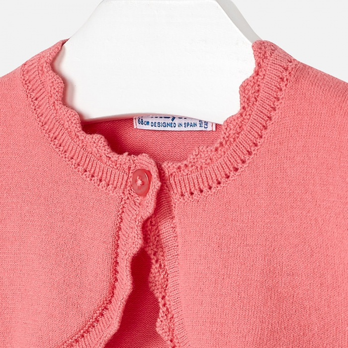 Bolero tricotat feteMayoral, coral [2]