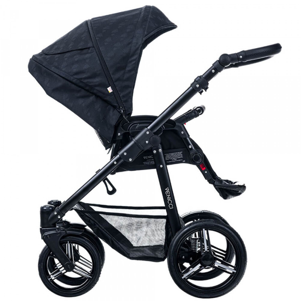 Carucior 2 in 1 Venicci Shadow 3V Black 1