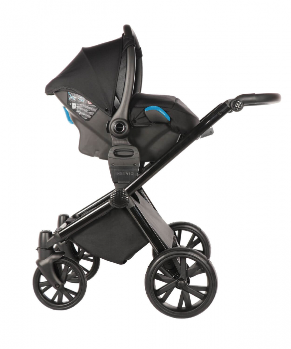 Carucior Venicci 3 in 1 Insevio Grey 4