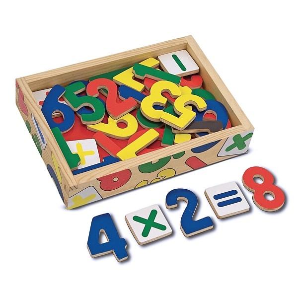 Cifre Magnetice +3ani , Melissa&Doug 0
