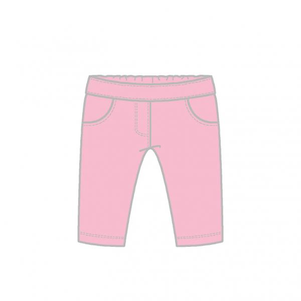 Colant strech roz , Babybol 0