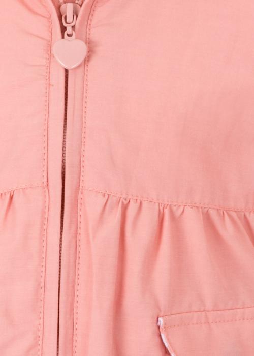 Geaca de primavara fetite 3-24 luni , roz, Losan 2