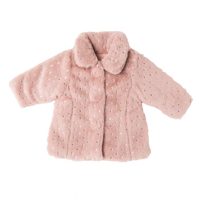 Haina blana fetite roz pudra , Babybol 0