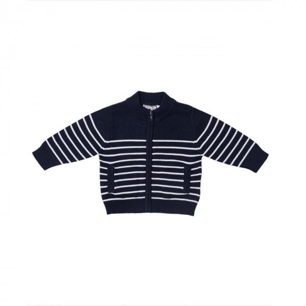Jacheta tricot Babybol dungi 0