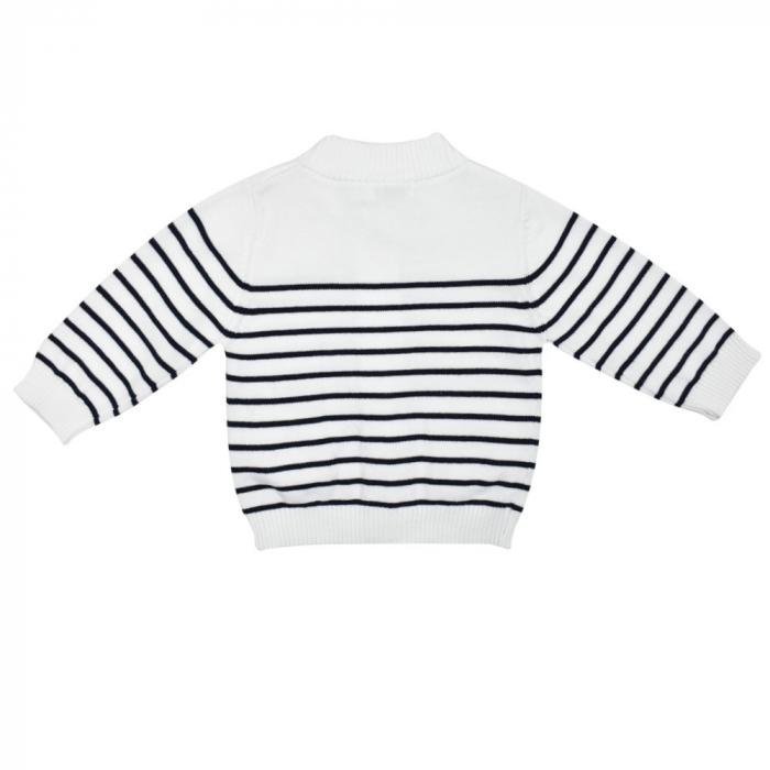 Jacheta tricot baiat cu fermoar Babybol [1]