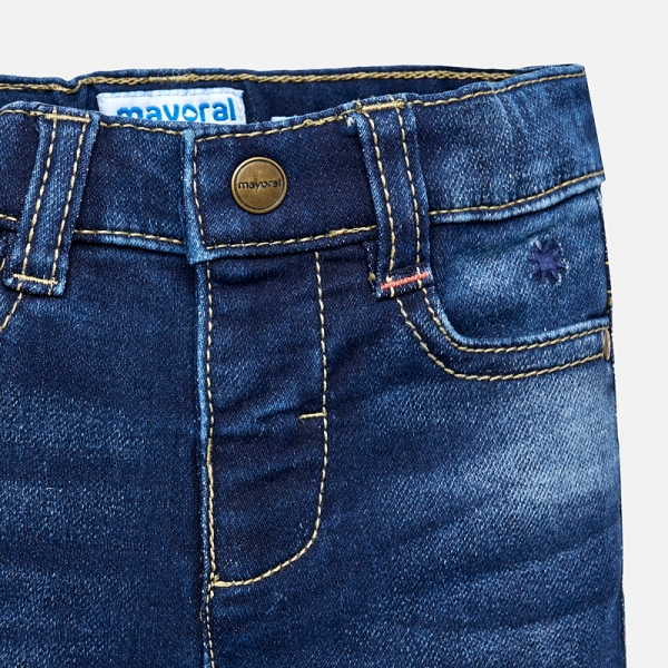 Jeans baieti slim 2