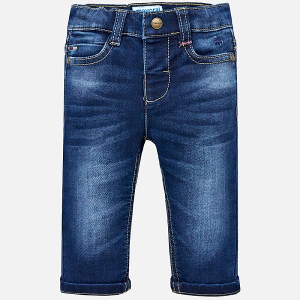 Jeans baieti slim 0