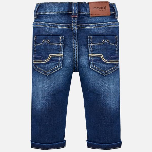 Jeans baieti slim 1