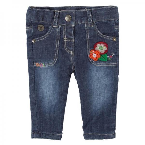 Jeans fete captusit bumbac Boboli 0