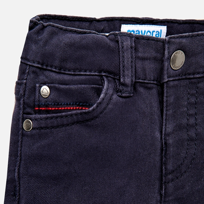 Pantalon baiat Mayoral navy 2