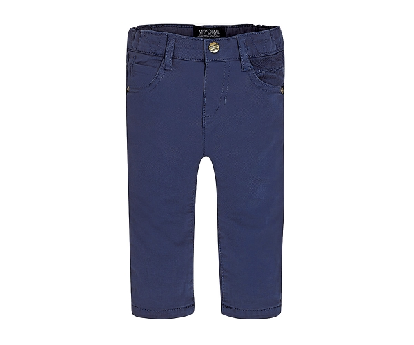 Pantalon dublat baiat Mayoral 0