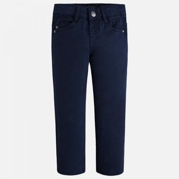 Pantalon elegant baiat Mayoral navy [0]