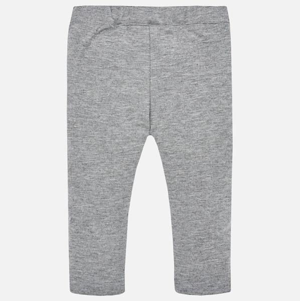 Pantalon fete Mayoral gri 1