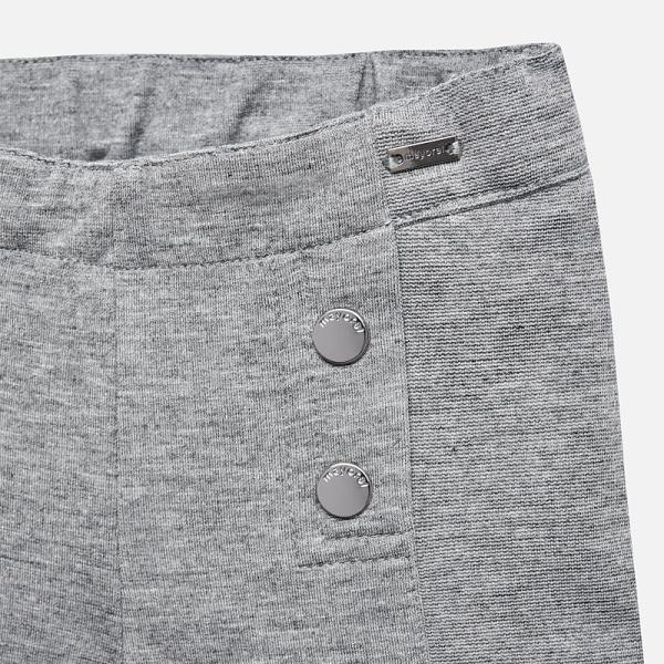 Pantalon fete Mayoral gri 2