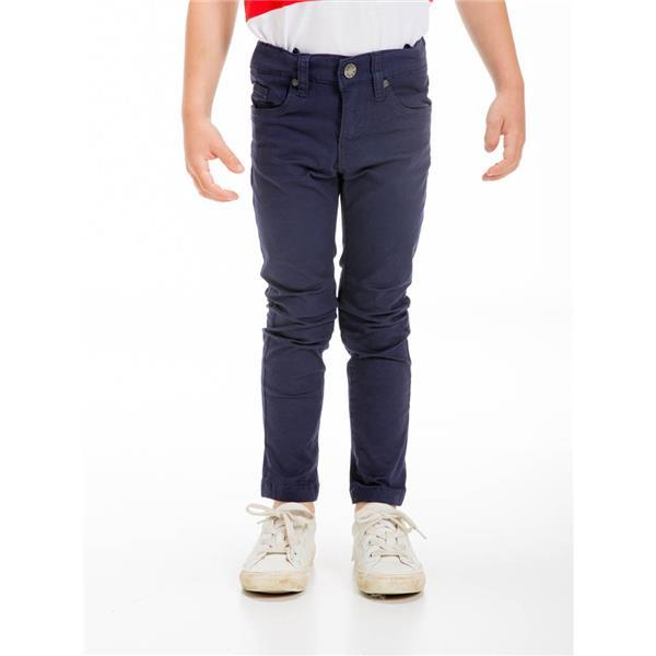 Pantalon lung baiat , bleumarin, UBS.2 Barcelona 0