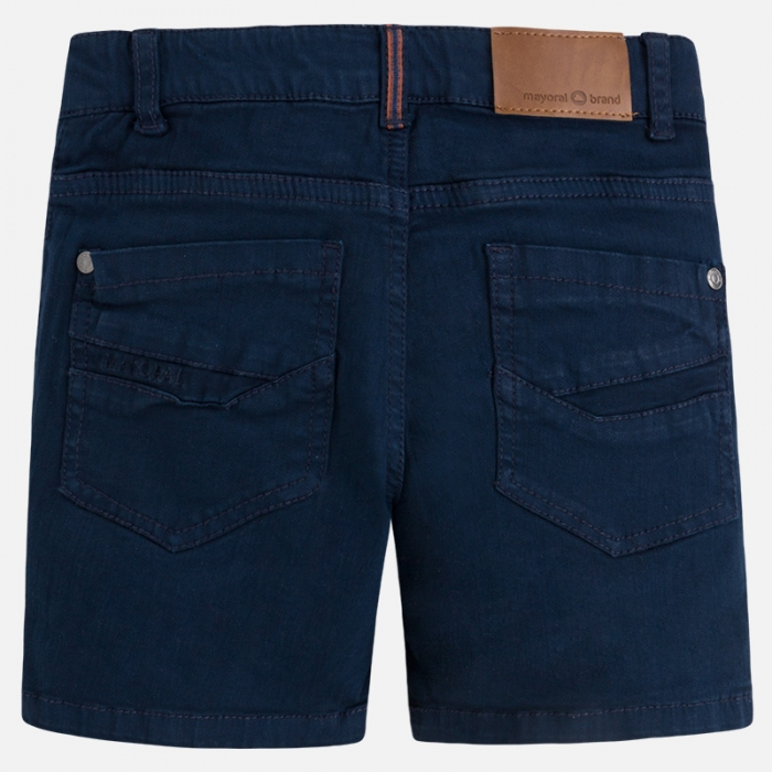 Pantalon scurt baiat navy Mayoral 1