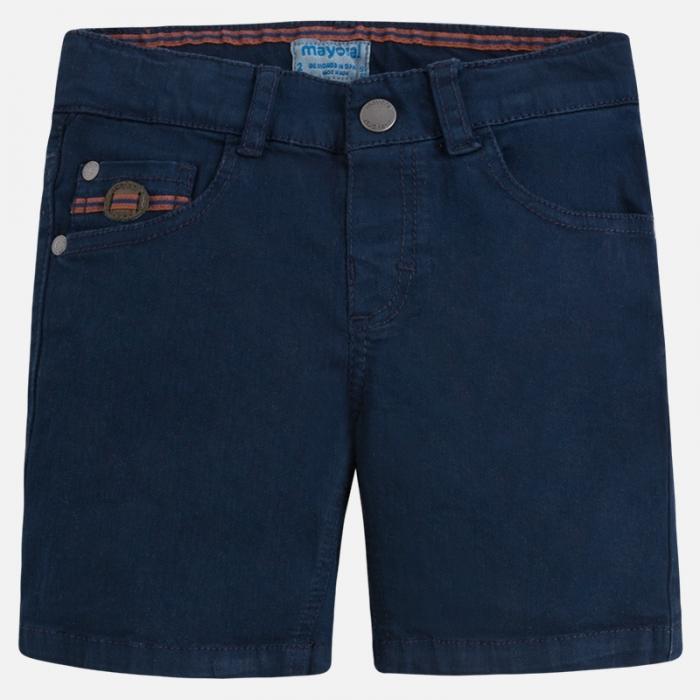Pantalon scurt baiat navy Mayoral 0