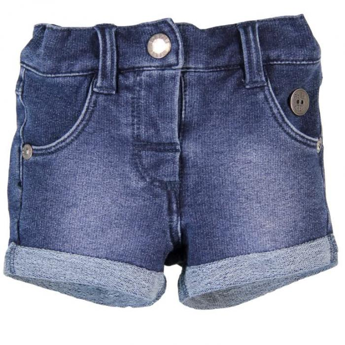 Pantalon scurt denim stretch Boboli 0