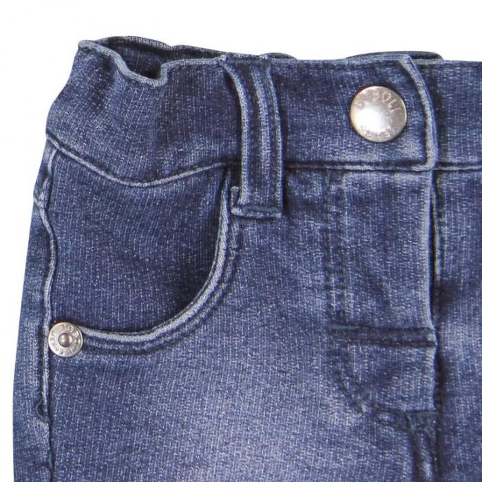 Pantalon scurt denim stretch Boboli 2