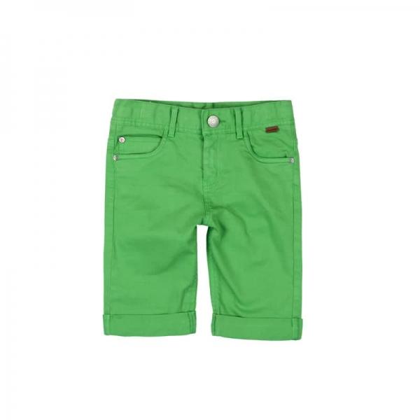 Pantalon scurt poplina baiat Boboli [0]