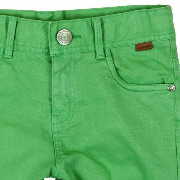 Pantalon scurt poplina baiat Boboli [2]