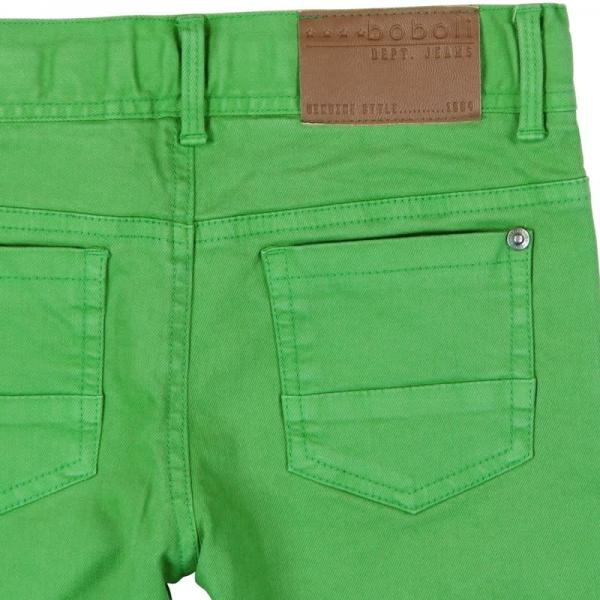 Pantalon scurt poplina baiat Boboli [3]