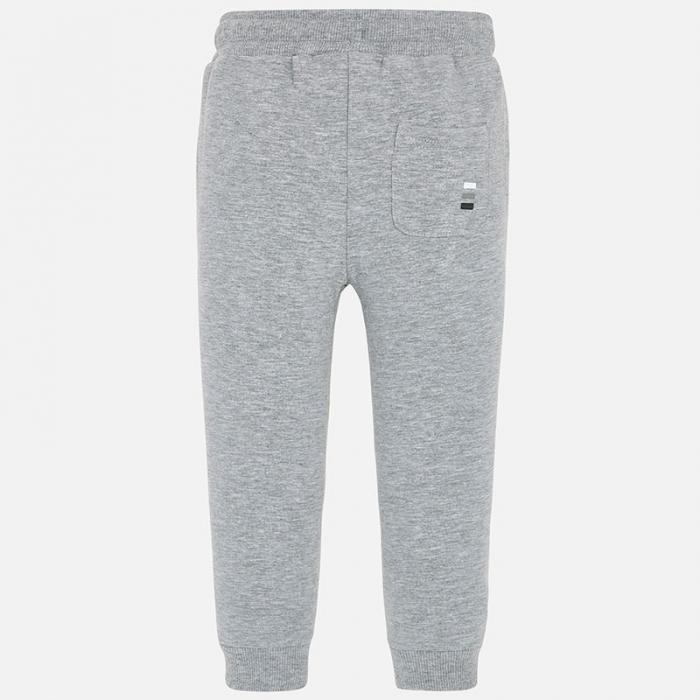 Pantalon sport baieti, gri, Mayoral 1