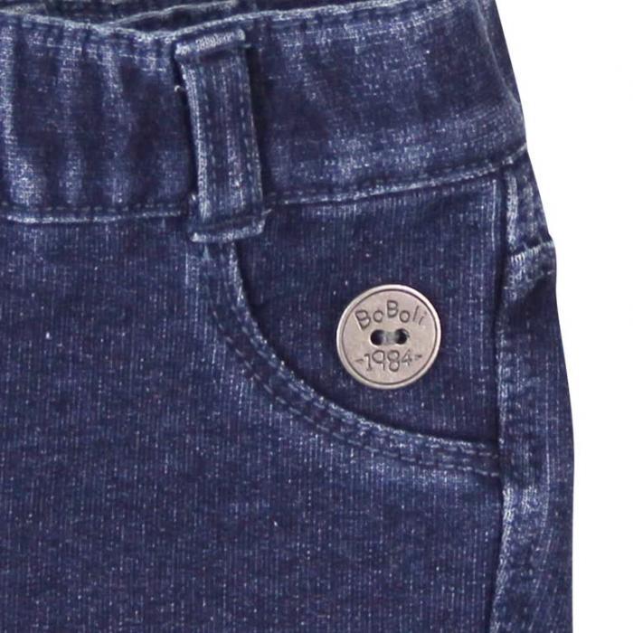 Pantalon stretch denim Boboli 3