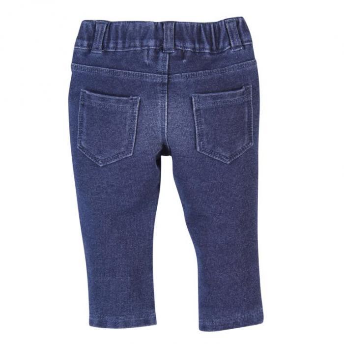Pantalon stretch denim Boboli 1