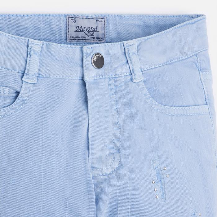 Pantalon vara fete blue Mayoral 2