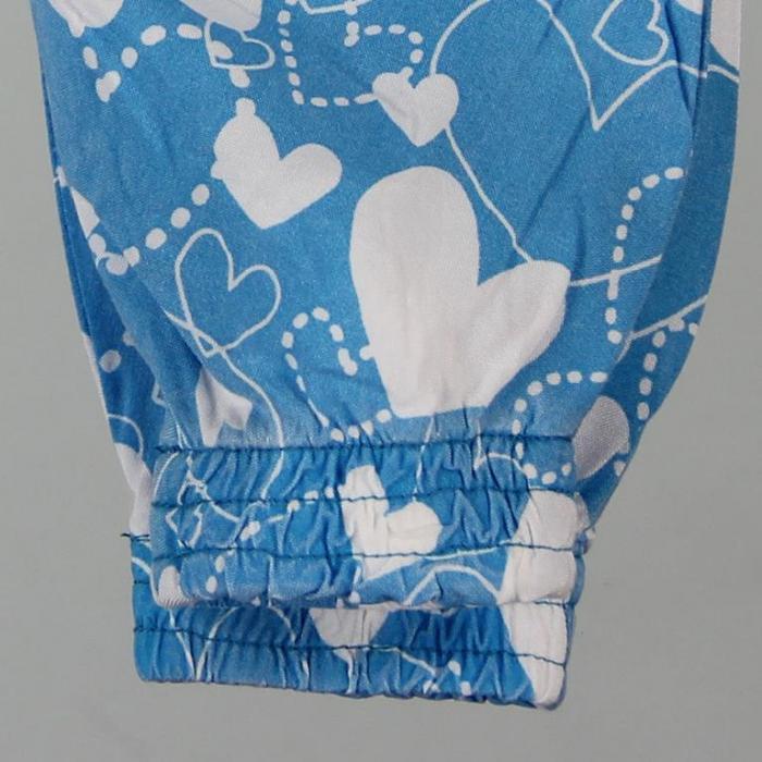 Pantalon vascoza inimioare Boboli 3