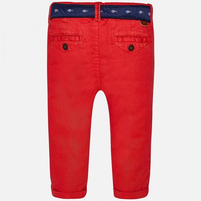Pantaloni lungi baiat cu curea Mayoral 1
