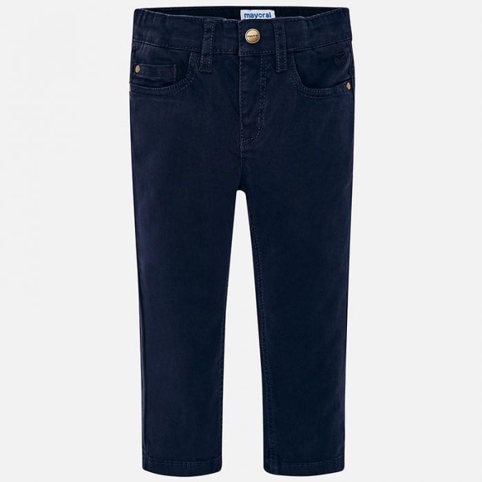 Pantaloni lungi baiat, navy, Mayoral [0]
