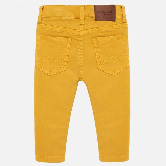 Pantaloni lungi bebe baiat slim fit 1